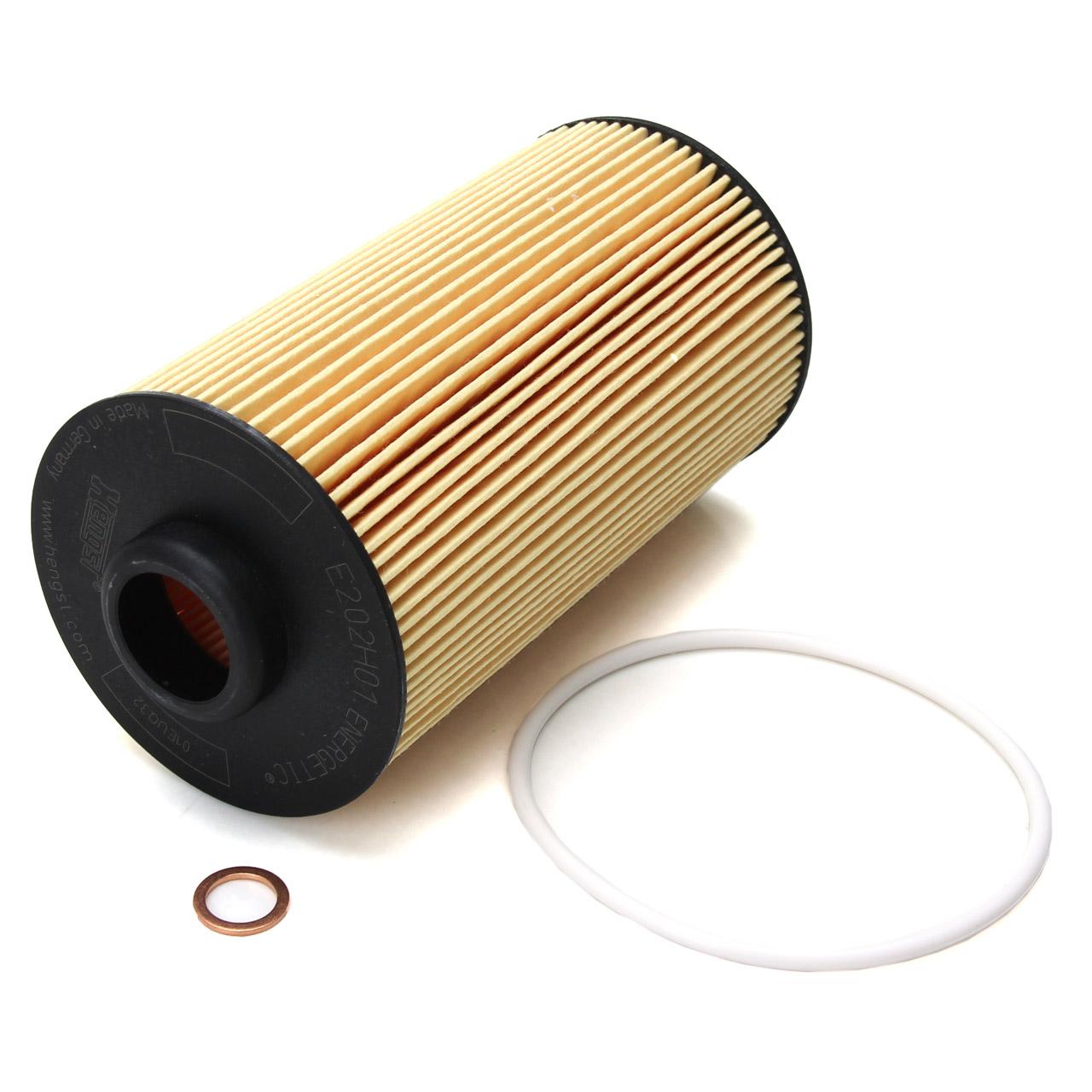 Inspektionskit Filterpaket Filterset für BMW X5 E53 4.4i 4.6is bis 03.2002