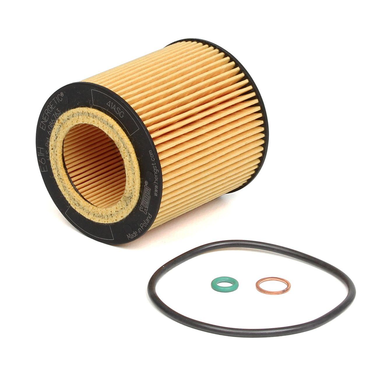 Inspektionskit Filterpaket für BMW 1er E88 E82 135i 3er E90 E93 E92 E91 335i