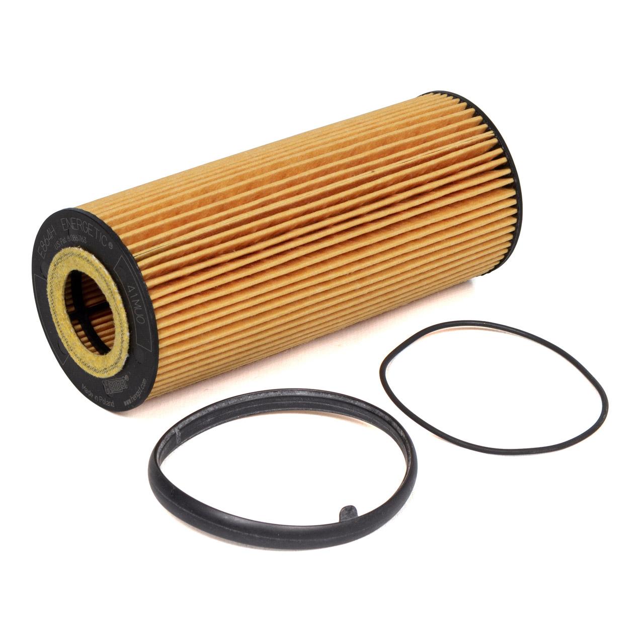 Inspektionskit Filterpaket für AUDI A8 (4E) 2.8 FSI 210 PS + 3.2 FSI 260 PS