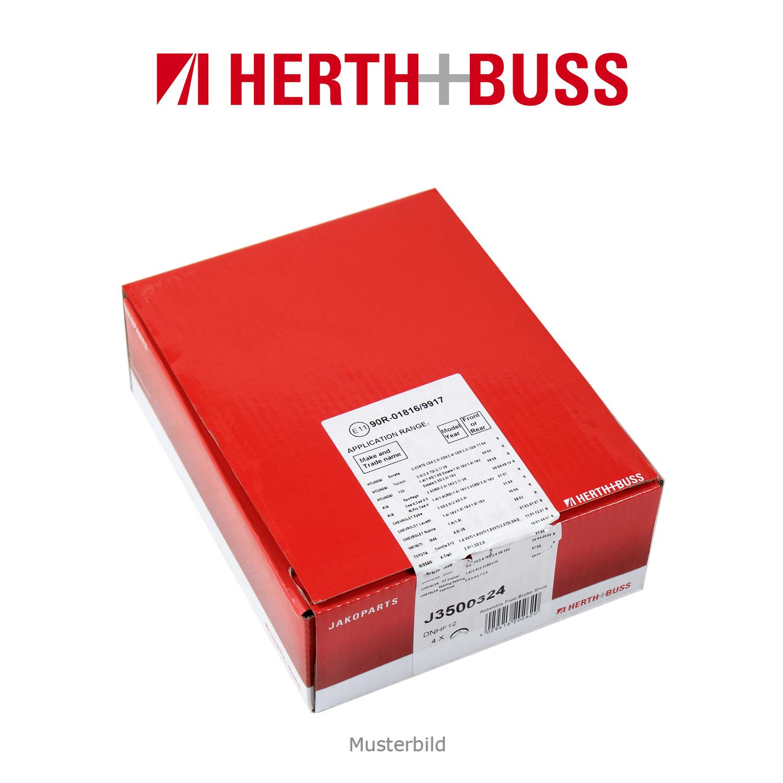 HERTH+BUSS JAKOPARTS Bremsbacken Satz HONDA CR-V II (RD_) III (RE_) IV (RM_)