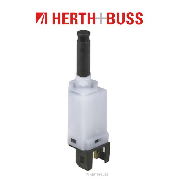 HERTH+BUSS ELPARTS Bremslichtschalter 70485608 für SEAT TOLEDO I VW GOLF 2 POLO