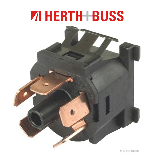 HERTH+BUSS ELPARTS Gebläseregler für VW CORRADO (53I) bis 07.1992 + GOLF II