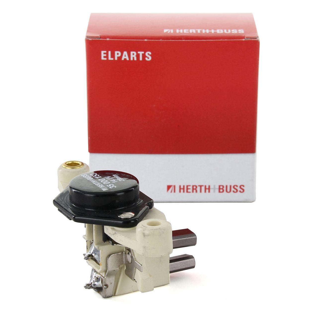 HERTH+BUSS ELPARTS Lichtmaschinenregler für AUDI BMW FORD OPEL PORSCHE SEAT VW