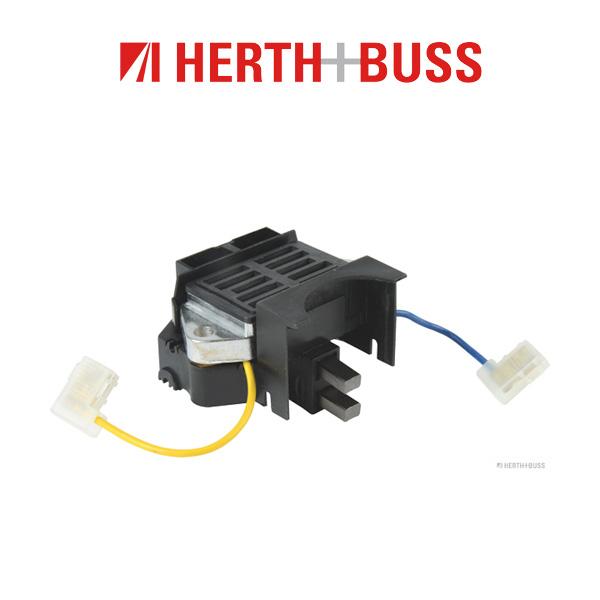 HERTH+BUSS ELPARTS Lichtmaschinenregler für PORSCHE 911 SC Carrera/Turbo