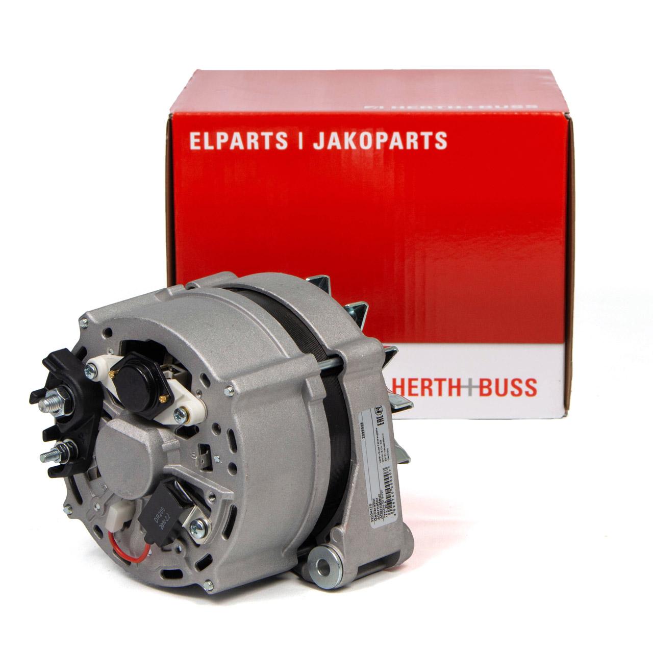 HERTH+BUSS ELPARTS Lichtmaschine 14V 90A BMW 3er E30 5er E28 6er E24 7er E23 12311172602