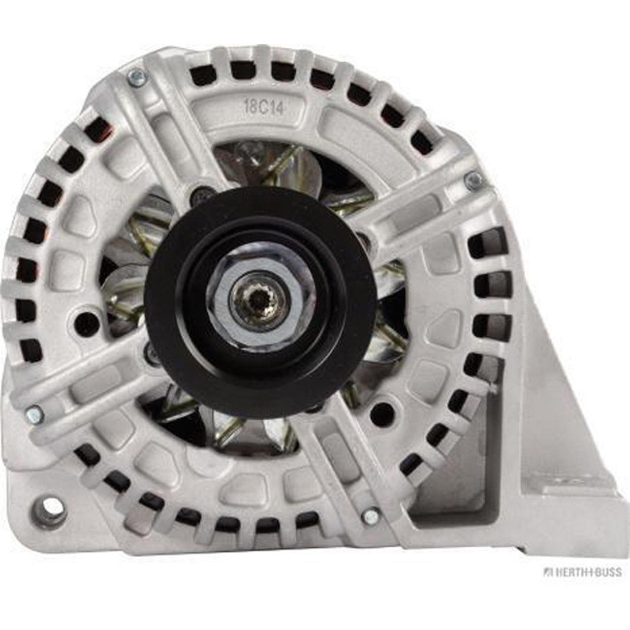 HERTH+BUSS Lichtmaschine 14V 120A VOLVO S60 I S80 I V70 II XC70 Cross 2.0-2.5
