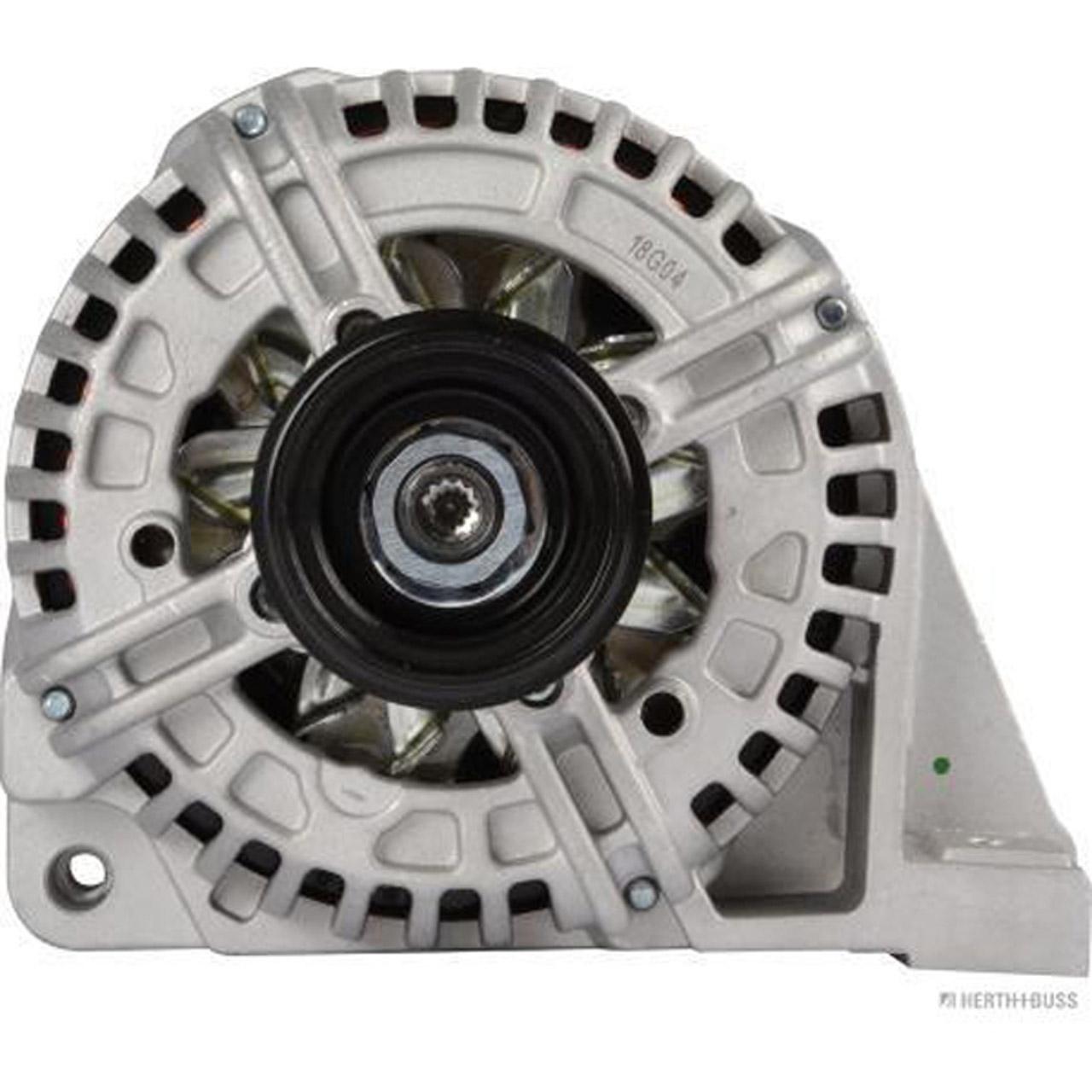 HERTH+BUSS Lichtmaschine 12V 140A VOLVO S40 I S60 I S80 I V40 V70 II 1.6-2.5