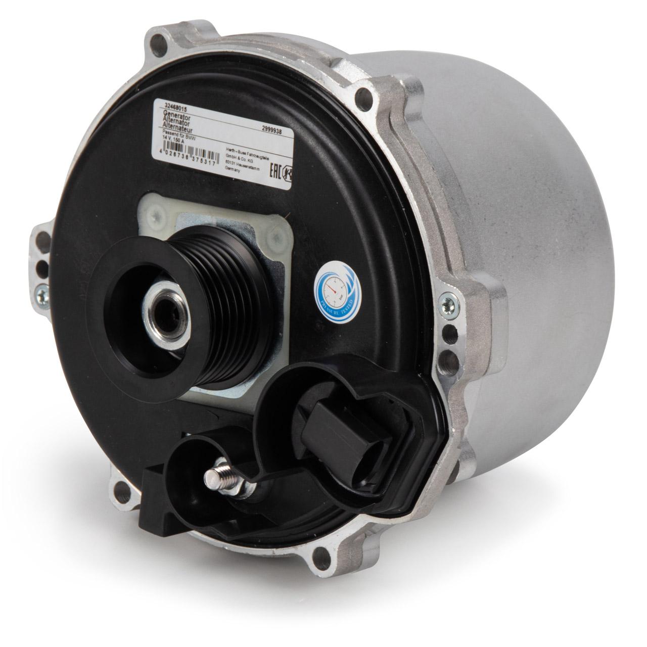 HERTH+BUSS ELPARTS Lichtmaschine 14V 150A BMW 5er E39 535/540i 7er E38 735/740i 740d