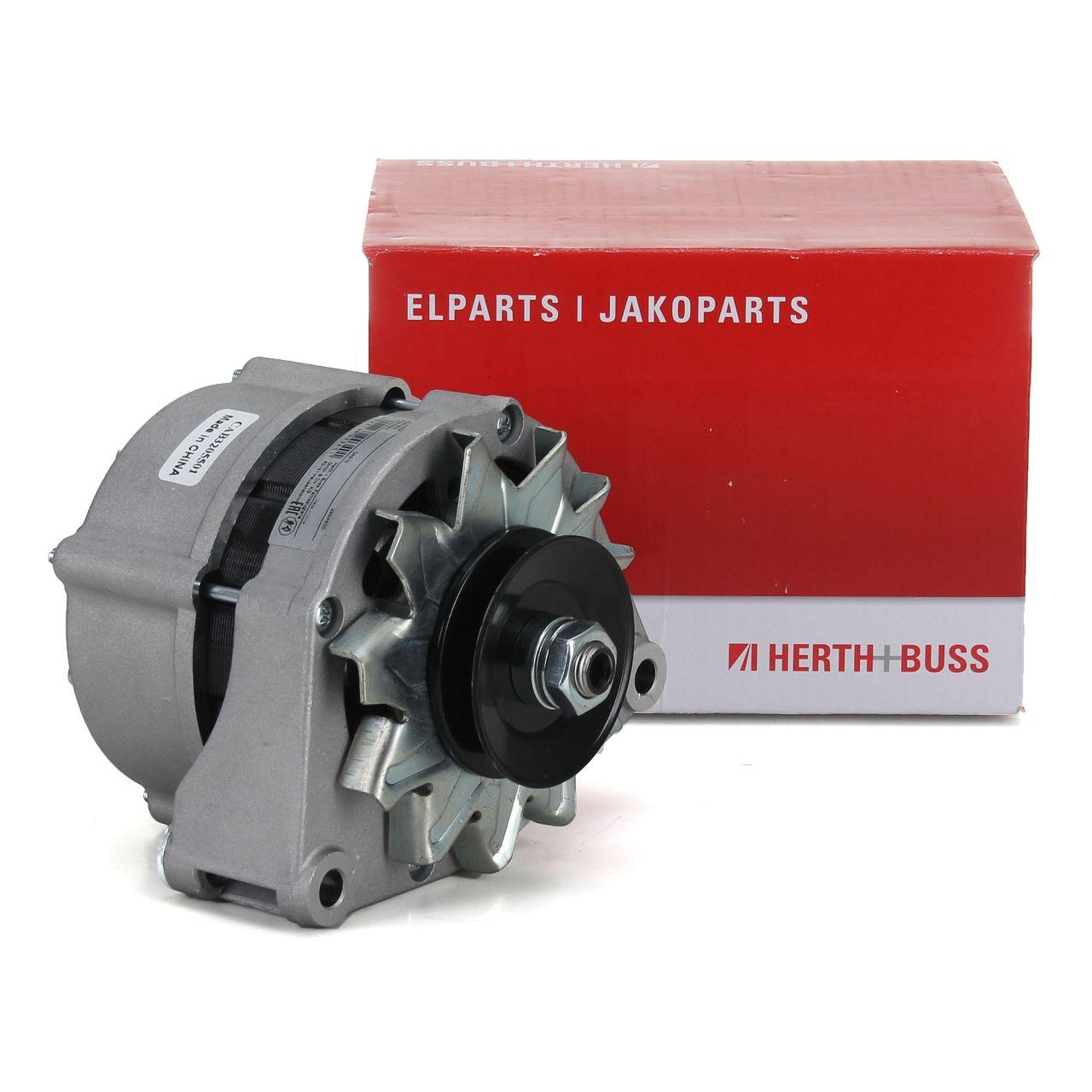 HERTH+BUSS ELPARTS Lichtmaschine 14V 55A für MERCEDES W114/W115 190 W201 G-KLAS