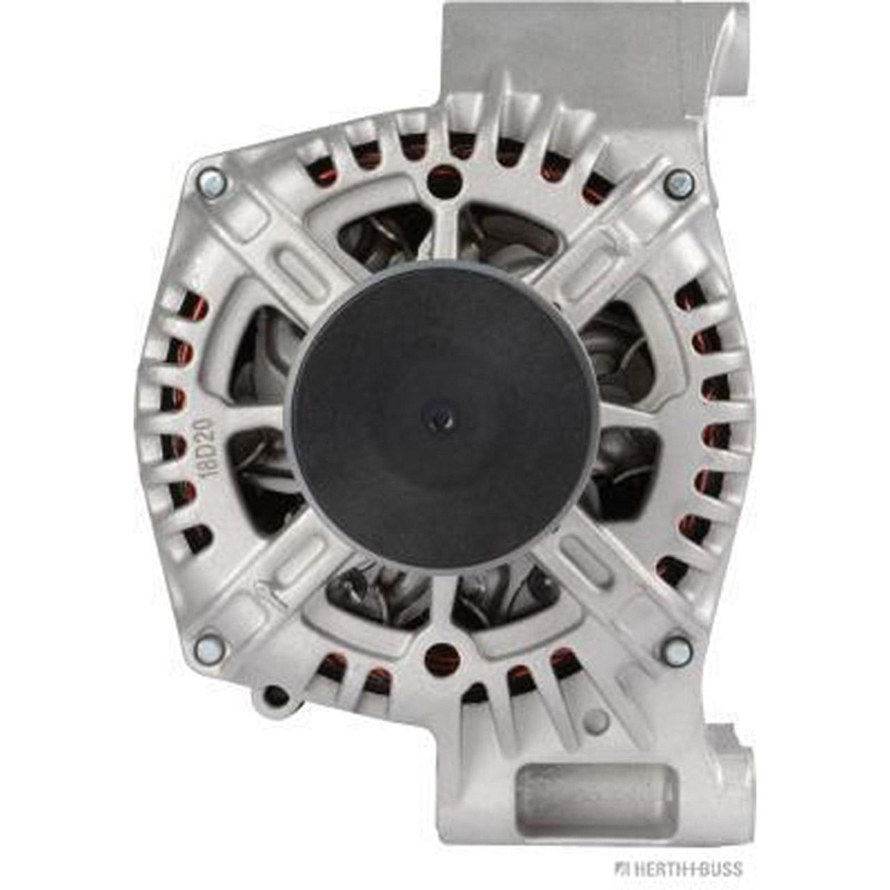 HERTH+BUSS Lichtmaschine 14V 120A ALFA ROMEO Mito 955 FIAT Punto Evo 199 1.3 D