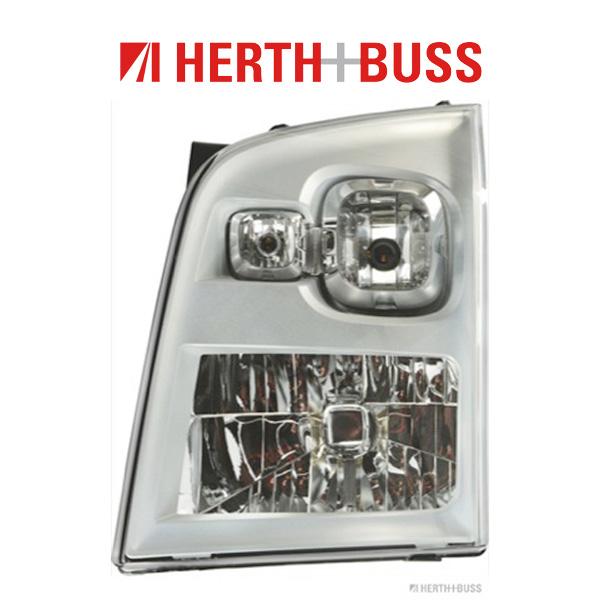 HERTH+BUSS ELPARTS Scheinwerfer HALOGEN FORD Transit Tourneo ab 04.2006 links