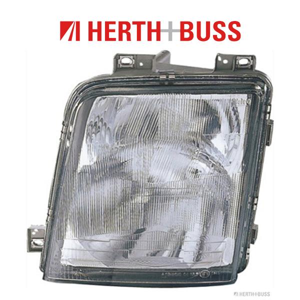 HERTH+BUSS ELPARTS Scheinwerfer HALOGEN VW LT 2 ohne NSW 04.1996-07.2006 links