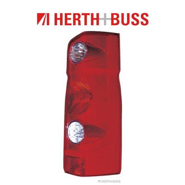 HERTH+BUSS ELPARTS Heckleuchte Rückleuchte für VW CRAFTER 30-35 (2E_) rechts