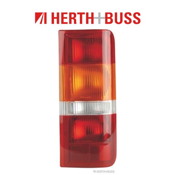 HERTH+BUSS ELPARTS Heckleuchte Rückleuchte für FORD TRANSIT 11.1985-08.2000 rec