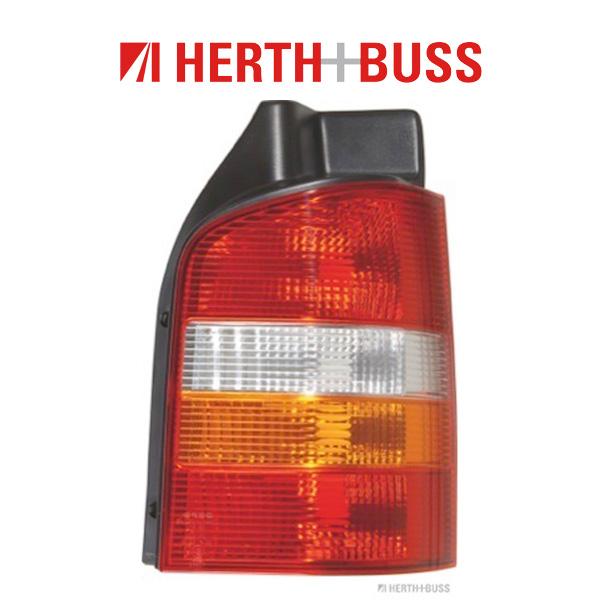 HERTH+BUSS ELPARTS Heckleuchte Rückleuchte für VW MULTIVAN TRANSPORTER T5 rechts