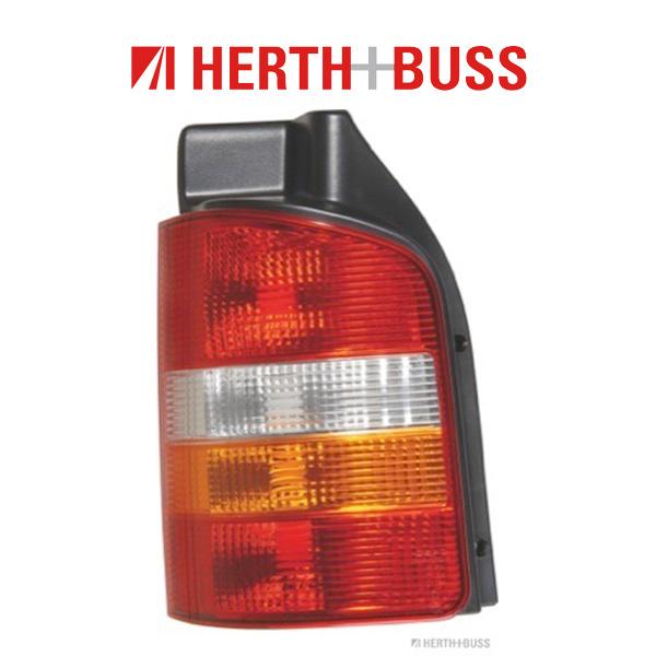 HERTH+BUSS ELPARTS Heckleuchte Rückleuchte für VW TRANSPORTER T5 Bus/Kasten lin