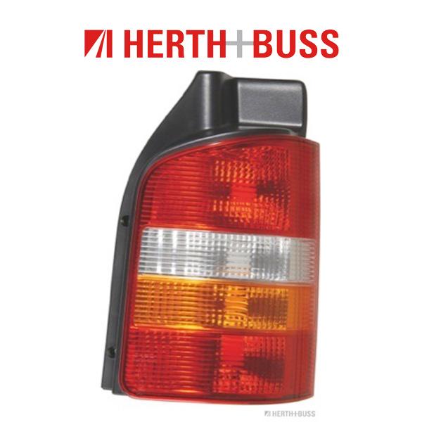 HERTH+BUSS ELPARTS Heckleuchte Rückleuchte für VW TRANSPORTER T5 Bus/Kasten rec