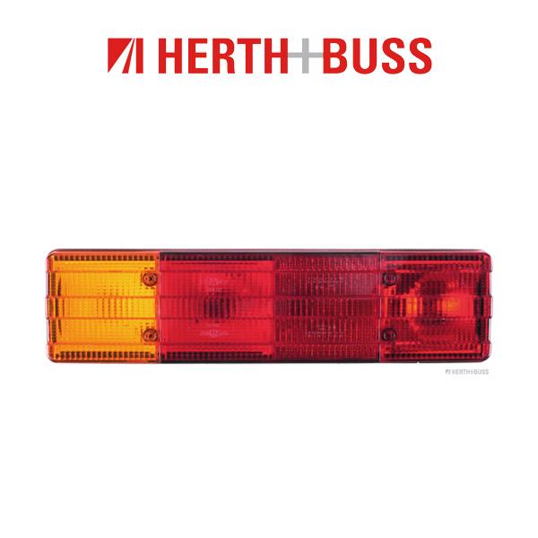 HERTH+BUSS ELPARTS Heckleuchte Rückleuchte MERCEDES Vario ab 09.1996 links