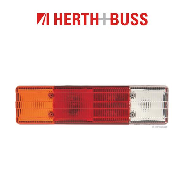 HERTH+BUSS ELPARTS Heckleuchte Rückleuchte für MERCEDES VARIO ab 09.1996 links
