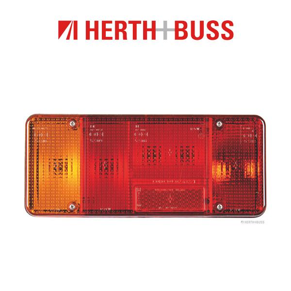 HERTH+BUSS ELPARTS Heckleuchte Rückleuche IVECO Daily 1 2 links 98427061