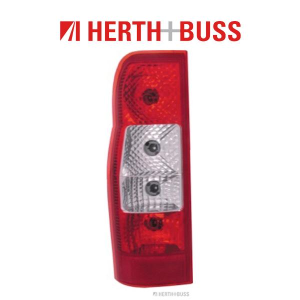 HERTH+BUSS ELPARTS Heckleuchte FORD Transit / Transit Connect ab 04.2006 links 1459903
