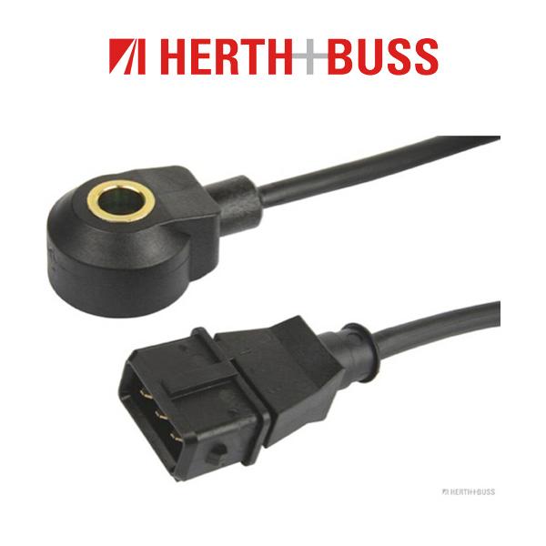 HERTH+BUSS ELPARTS Klopfsensor für AUDI 100 80 90 A4 A6 VW GOLF JETTA PASSAT TO