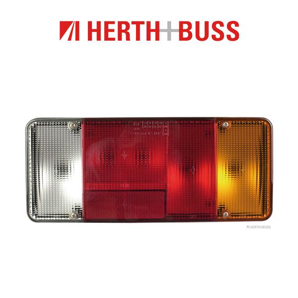 HERTH+BUSS ELPARTS Lichtscheibe Heckleuchte CITROEN FIAT IVECO PEUGEOT rechts