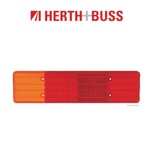 2x HERTH+BUSS ELPARTS Lichtscheibe Heckleuchte MERCEDES VARIO links + rechts 0025440690
