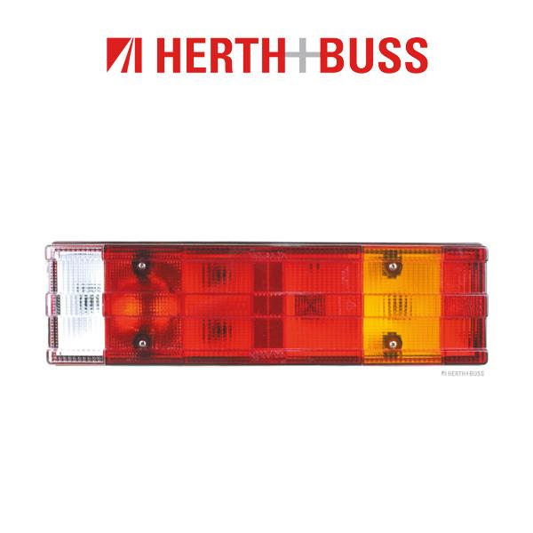 HERTH+BUSS ELPARTS Lichtscheibe Heckleuchte MERCEDES Sprinter VARIO VW LT 28-46 II hinten