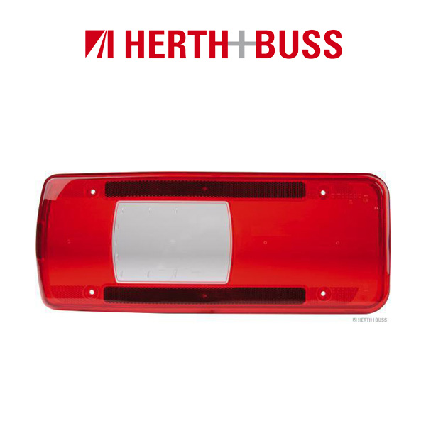 HERTH+BUSS ELPARTS Lichtscheibe Heckleuchte MERCEDES 190 W201 E 1.8 rechts