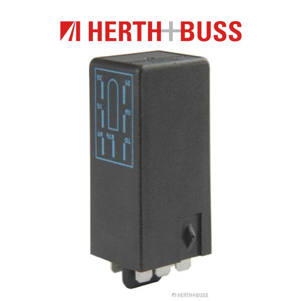 HERTH+BUSS ELPARTS Relais Kraftstoffpumpe für BMW 3er E30 318-325i 5er E28 518i