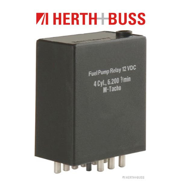 HERTH+BUSS ELPARTS Relais Kraftstoffpumpe für MERCEDES W123 C123 S123 230 136 PS