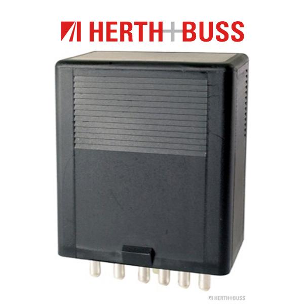 HERTH+BUSS ELPARTS Relais Kraftstoffpumpe für MERCEDES 190 W201 W124 W463 R107