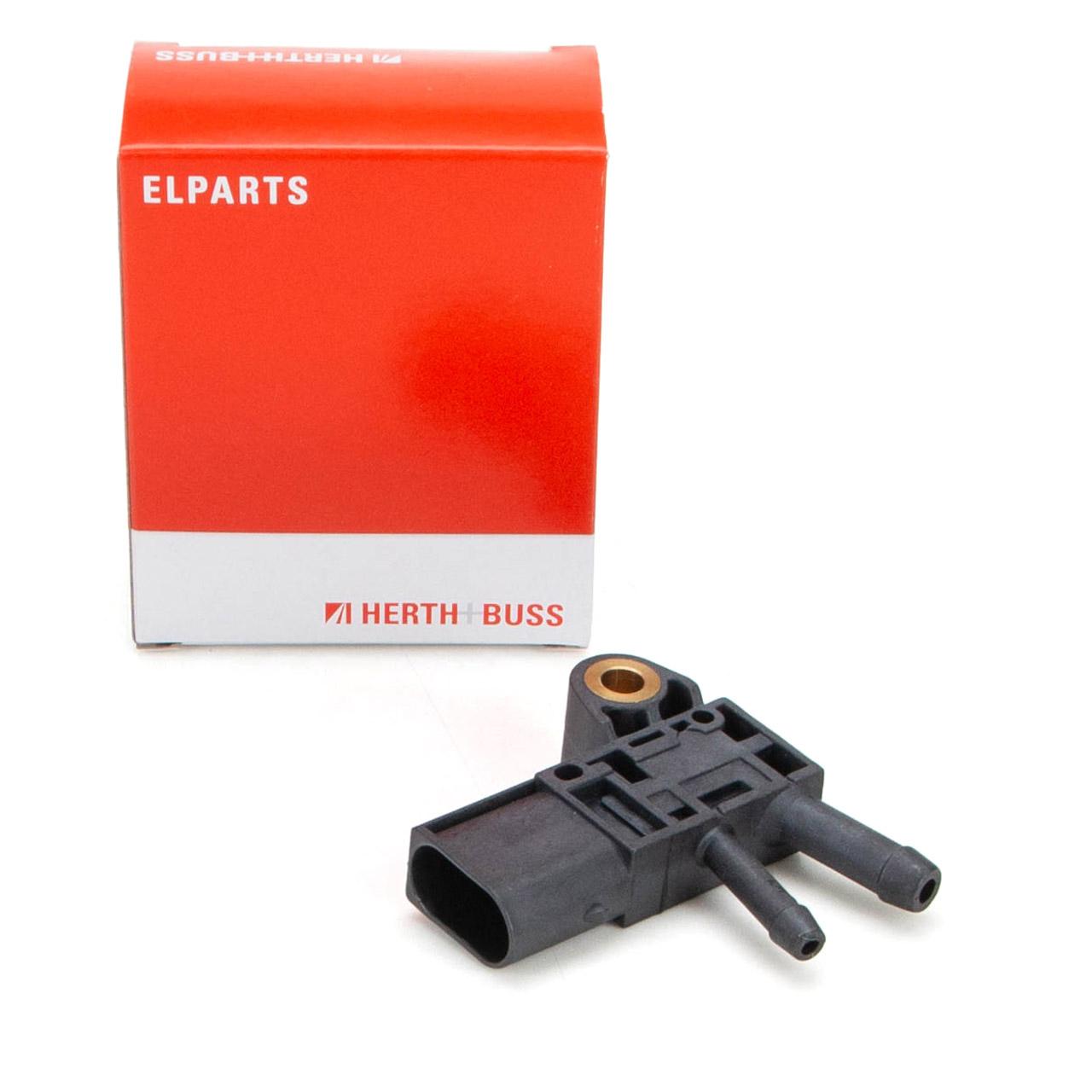 HERTH+BUSS ELPARTS Abgasdrucksensor 70668200 für MERCEDES & SMART CDI Motoren