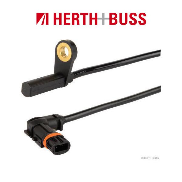 HERTH+BUSS ELPARTS ABS Sensor Raddrehzahl für MERCEDES W204 C204 S204 vorne
