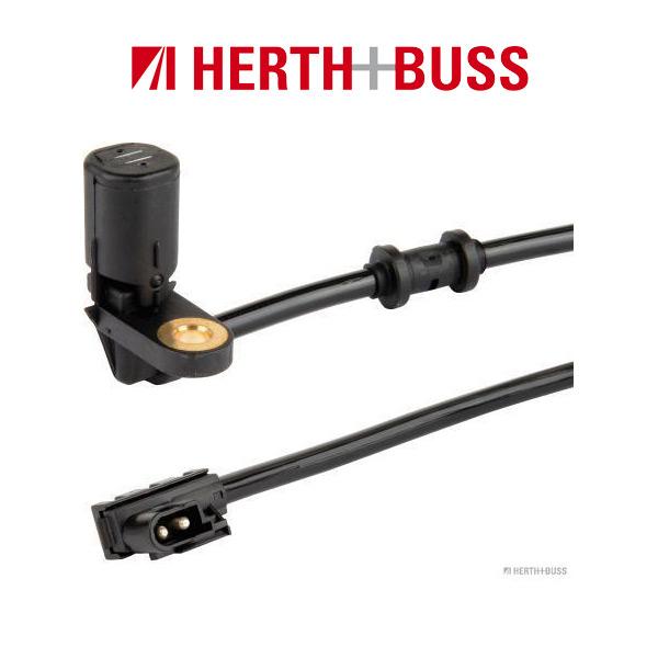 HERTH+BUSS ELPARTS ABS Sensor Raddrehzahl für MERCEDES W/S202 A/C208 hinten rec