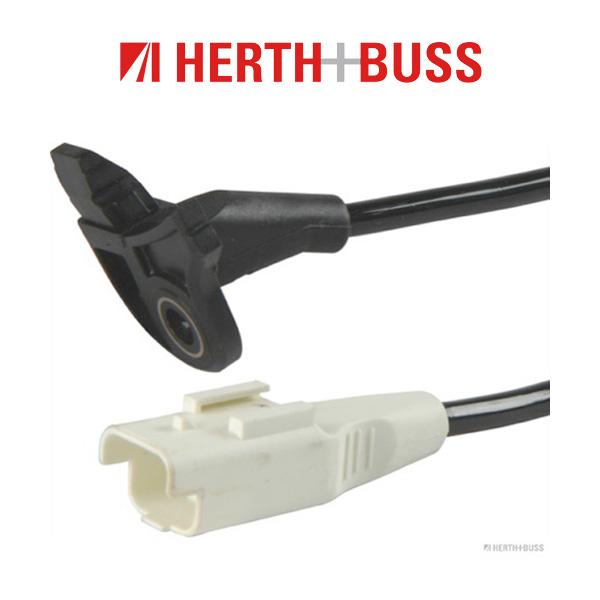 HERTH+BUSS ELPARTS ABS Sensor Raddrehzahl CITROEN C4 DS4 DS5 PEUGEOT 307 308 RCZ vorne