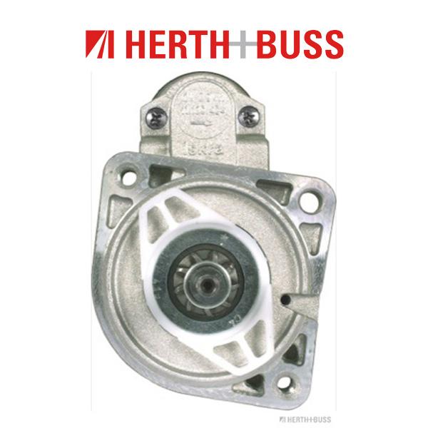 HERTH+BUSS ELPARTS Starter Anlasser 12V 0,8 kW für VW DERBY GOLF 2 POLO (86C)