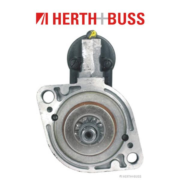 HERTH+BUSS ELPARTS Starter Anlasser 12V 0,95 kW für VW TRANSPORTER T3 1.6-2.1 L