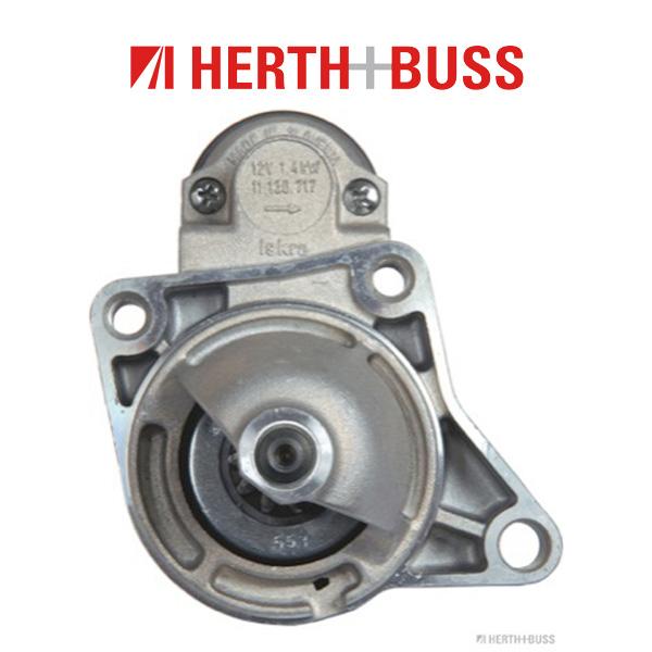 HERTH+BUSS ELPARTS Anlasser Starter 12V 1,4 kW FORD Cougar Escort 7 Focus (DAW)