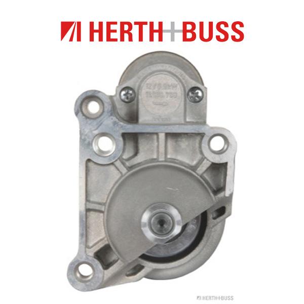 HERTH+BUSS ELPARTS Anlasser Starter 12V 0,9 kW RENAULT Twingo 1 / Kasten 1.2