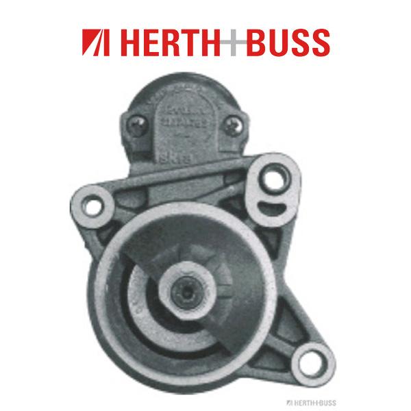 HERTH+BUSS ELPARTS Starter Anlasser 12V 0,9 kW FIAT Brava Punto LANCIA Y (840) 1.1 1.2