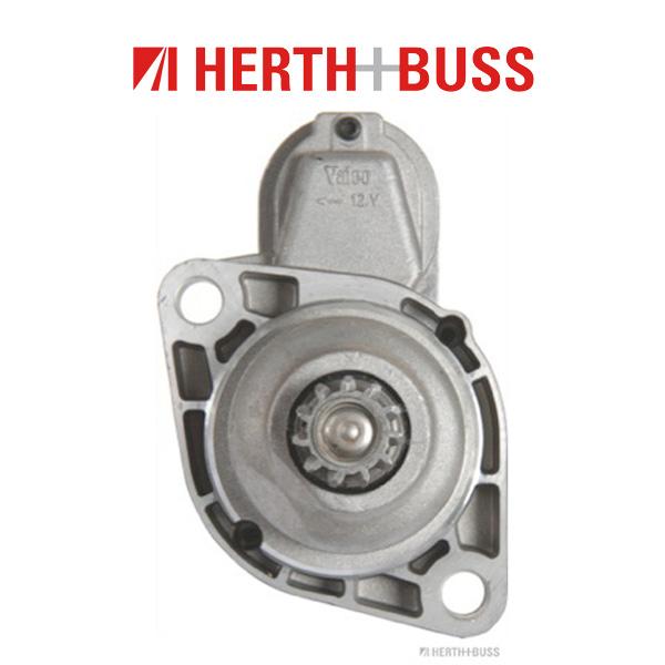 HERTH+BUSS ELPARTS Starter Anlasser 12V 2 kW AUDI A3 8L SEAT SKODA VW Golf 4
