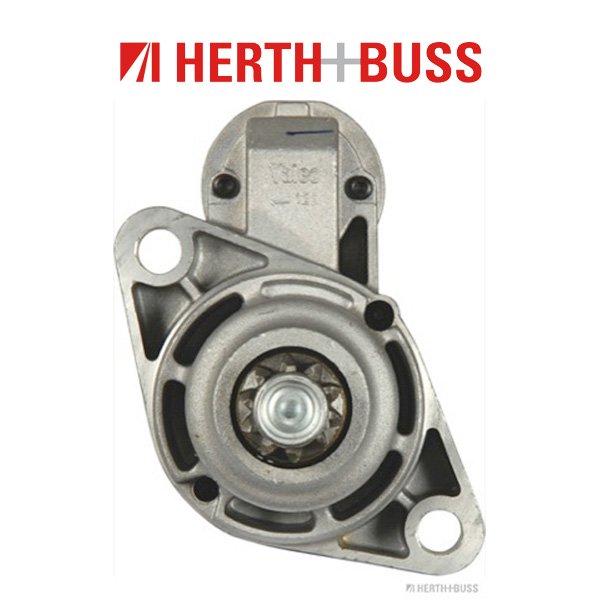 HERTH+BUSS ELPARTS Starter Anlasser 12V 1,1 kW AUDI A3 8P SEAT SKODA Octavia 2 VW Golf 5
