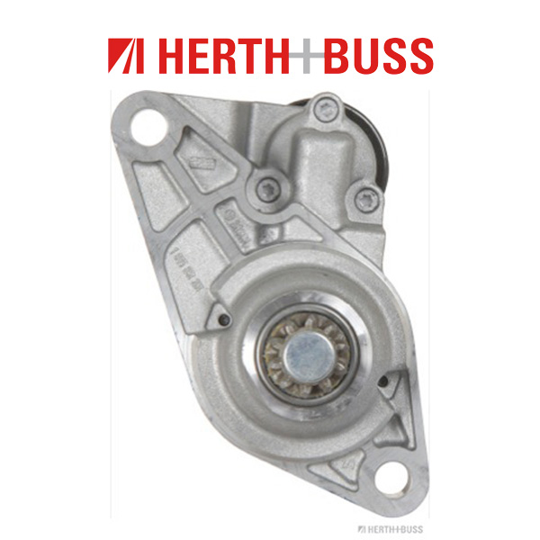 HERTH+BUSS ELPARTS Starter Anlasser 12V 1,0 kW AUDI A2 SEAT SKODA VW New Beetle