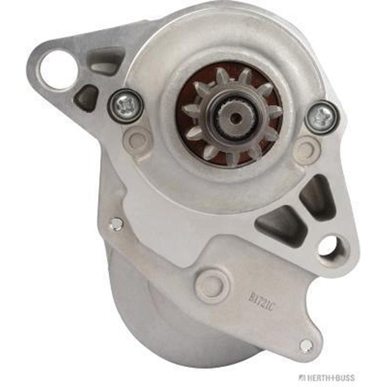 HERTH+BUSS Anlasser Starter 12V 1,8kW für ROVER 200 25 (RF) 400 45 (RT) 600 (RH)