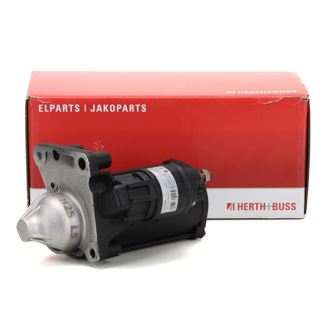 HERTH+BUSS ELPARTS Anlasser 12V 2,2kW CITROEN C3 C4 PEUGEOT 206 207 208 307