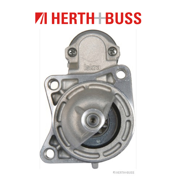 HERTH+BUSS ELPARTS Starter Anlasser 12V 1 kW für FORD ORION 3 FIESTA 3 ESCORT 7