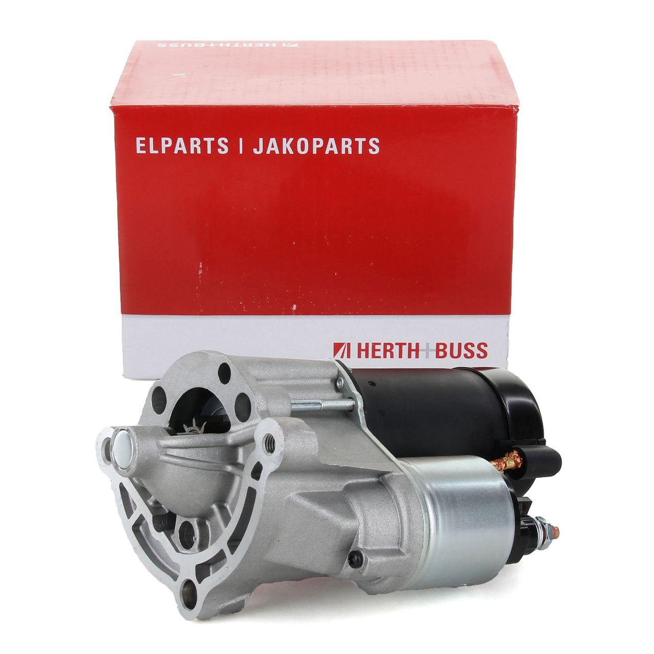 HERTH+BUSS ELPARTS Starter Anlasser 12V 1 kW CITROEN Ax Berlingo FIAT Fiorino PEUGEOT 307