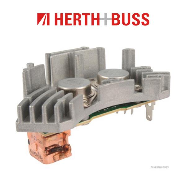 HERTH+BUSS ELPARTS Steuergerät Klimaanlage für CITROEN XANTIA XSARA PEUGEOT 106